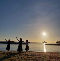 浜フラ @ 津田 ふるさと海岸