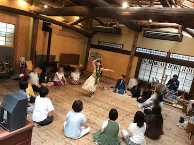 神舞いクラス(New!) @ 伏石中央公園管理事務所